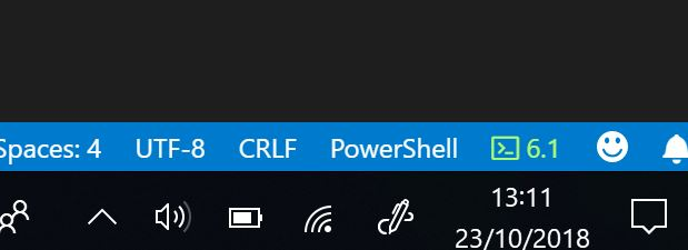 Choose your PowerShell version for your VSCode terminal